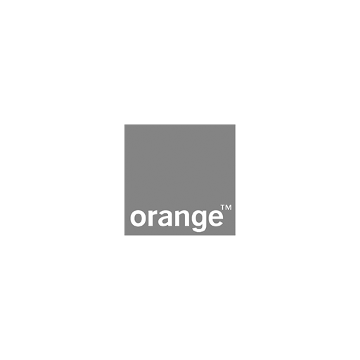 logo orange retail innovation